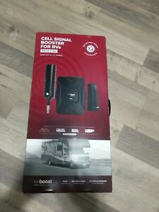 NEW weBoost Drive X RV Vehicle Cell Phone Signal Booster 471410 For RV Camper