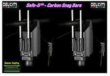 2 x Delkim D-Safe Carbon Snag Ears *NEW*