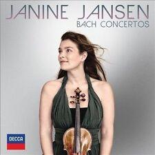 Bach: Concertos (CD, Oct-2013, Decca)