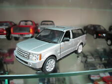 Range Rover Sport SUV toy car 1/34 Kinsmart SILVER free ship