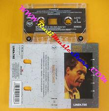 MC Il mondo di PAOLO CONTE 1984 italy BMG RCA CK 74460 LINEATRE no cd lp dvd vhs