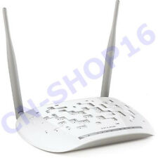 Tp-link Router Adsl2/2 Wireless 4 porte *ss*
