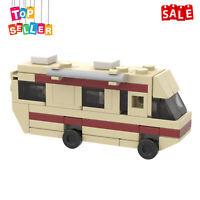 MOC-32443 RV Vehicles 47Pcs Brick Building Blocks Toys Sets  for Collection Kids