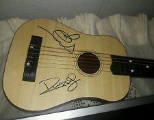 """Air Supply"" signed guitar!...(child's beginner!)"