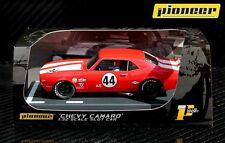Pioneer Slot Car P033 1968 Chevrolet Camaro T/A Z28