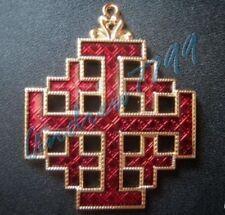Croix de l'Ordre Equestre du Saint-Sépulcre de Jérusalem - Vatican
