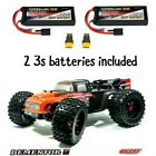 COMBO Team CORALLY V2 1/8 Dementor W/ 2 3S LIPO BATTERIES XP 4WD Brushless ARRMA