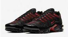 "NIKE AIR MAX PLUS TN ""BRED"" (CU4864 001) MEN'S TRAINERS UK 6-12"