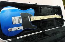 E Gitarrre Fender Telecaster Standard, Seymour Duncan , USA Tele Pickups