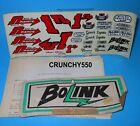 Bolink Sprint Car Body Kit w/ Shocks for Kyosho Ultima 1/10 Vintage RC