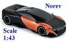 Peugeot Concept Car Onyx Salon de Paris 2012 - Norev -  Echelle 1/43