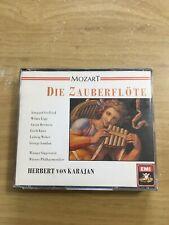 Mozart Die Zauberflöte Herbert Von Karajan CD