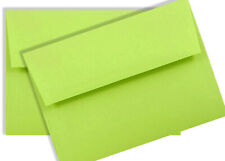 Lime Green Envelopes for Invitations Announcements Shower Weddings Enclosure