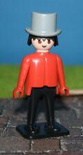 "Playmobil "" Candia Frankreich roter  Herr 3  "" Promotion Werbefigur"