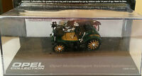 "DIE CAST ""OPEL MOTORSWAGEN SYSTEM LUTZMANN 1899-1901"" OPEL COLLECTION SCALA 1/43"