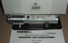 MSA 495701 Vortex Cooling Tube Assembly Warm / Cool Less Q Disc 5-816-1