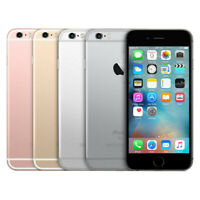 Apple iPhone 6s 64GB Verizon GSM Unlocked 4G LTE AT&T T-Mobile Silver Gold Gray