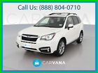 2017 Subaru Forester 2.5i Touring Sport Utility 4D Traction Control Electronic Stability Control SiriusXM Satellite Rear Spoiler