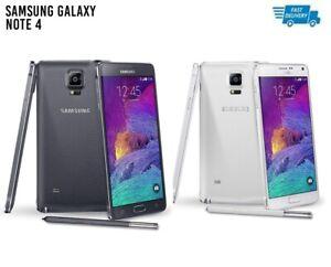 Samsung Galaxy Note 4 N910V, 32GB 4G LTE-VERIZON-Unlocked Smart Mobile phone