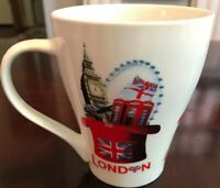 Vintage British Britain London Souvenir Coffee Cup Mug Excellent