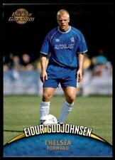 Topps Premier Gold 2001 - Chelsea Eidur Gudjohnsen No.27