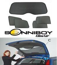 SONNIBOY  BMW X3 F25 ab 2010  5 teiliges Sonnenschutz Passform Set