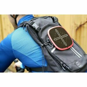 BikeHut Backpack Indicator for cyclists