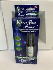 NERVE PAIN AWAY Homeopathic Spray  As Seen On TV Exp: 11/2022