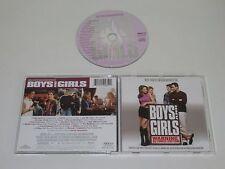 BOYS AND GIRLS/SOUNDTRACK/VARIOUS(ARK 21) CD ALBUM