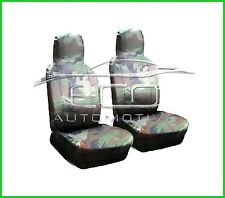 Ford Ranger 1999-2006 MK1 Mk2 G HD Rubber coated Wproof camouflage Seat Covers