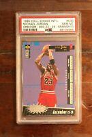 Michael Jordan 1996 Collector's Choice SPANISH #C30 - PSA 10 - POP 1 - RARE!