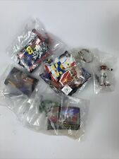 5x Gundam Mini Figure - gashapon capsule toy/ keycharm - Japan