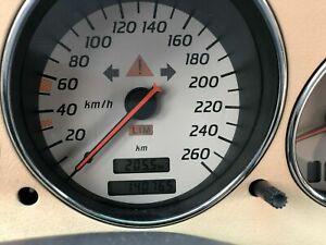 Mercedes-Benz SLK R 170 Kombiinstrument 140 tkm   A 170 540 54 11 (9)