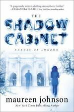 The Shadow Cabinet (The Shades of London), Johnson, Maureen, Good Condition, Boo