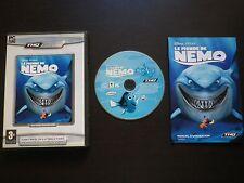 JEU PC / MAC CD-ROM :  Disney / Pixar LE MONDE DE NEMO (enfants 3+)