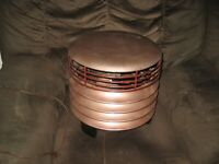 vintage 1950s Westinghouse 1-speed floor fan Y-9150 works great