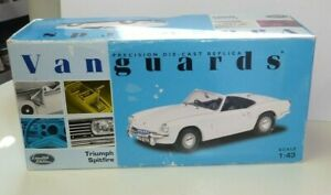 LLEDO 1:43 SCALE VANGUARDS POLICE CAR - TRIUMPH SPITFIRE CHESHIRE CONSTABULARY