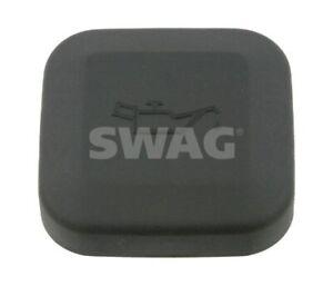 SWAG Oil Filler Cap 20 22 0001 fits BMW 5 Series 520 d (E60) 130kw, 520 i (E3...