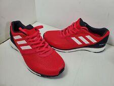 Adidas Men's Size 8.5 Adizero Adios 4 Running Shoes B37308 Red/Active Pink