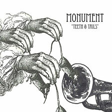 "Monument ""Teeth & Tails"" (Limited Edition 10"" Vinyl EP, 2012, NEU)"