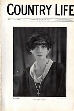 1921 Country Life July 30 - Stag hunting; Report from Paris; Ireland's Soul;