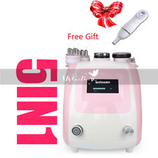 40K Cavitation 5 in 1 Ultrasonic RF Vacuum Body Machine For Loss Weight US Ship