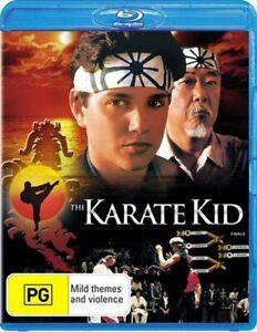 Karate Kid, The Blu-ray
