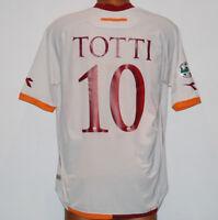 maglia roma Totti 2006 2007 Diadora L Prodotto Ufficiale BNWT Jersey
