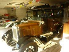 1928 Morris Commercial London Taxi Cab