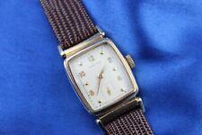 Hamilton Brandon 10K Gold Filled Manual Wind Men's Watch
