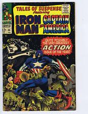 Tales of Suspense #86 Marvel 1967