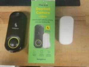 Kangaroo Security Doorbell Camera + Chime G0008