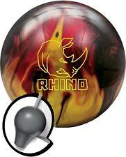 Brunswick Rhino 11 LB Red Black Gold Bowling Ball NIB 1st Quality