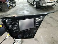 Toyota Camry Radio OEM 2018 2019  Audio Display And Receiver 86140-06440 Used